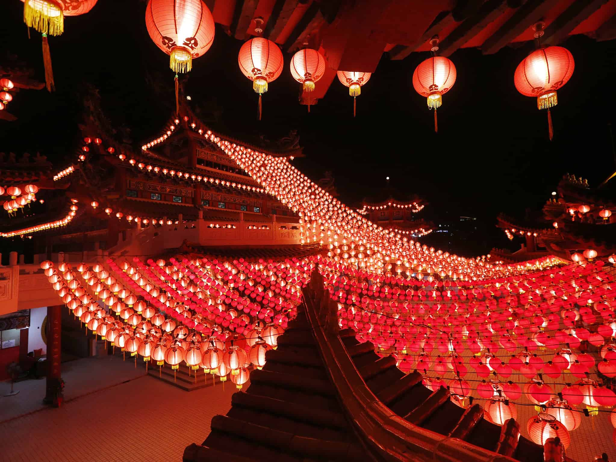 Amazing Places In Singapore To Celebrate CNY This Year