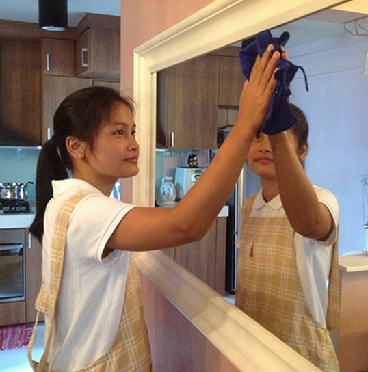Filipino Tamil House Maid 1
