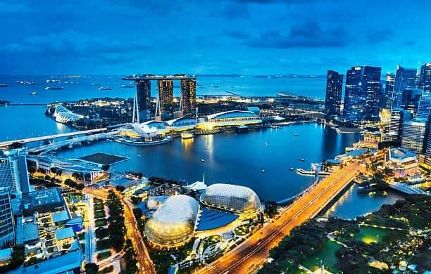Study: Singapore Is The Best City In The World To Work For A Startup