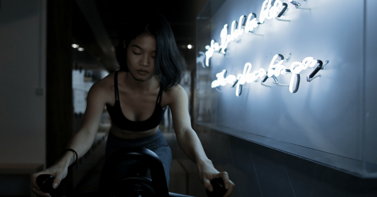 Enter CruCycle, The Coolest Spinning Sensation That's Taking Over Working Millenials