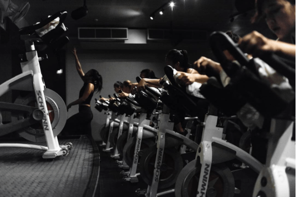 Enter CruCycle, The Coolest Spinning Sensation That's Taking