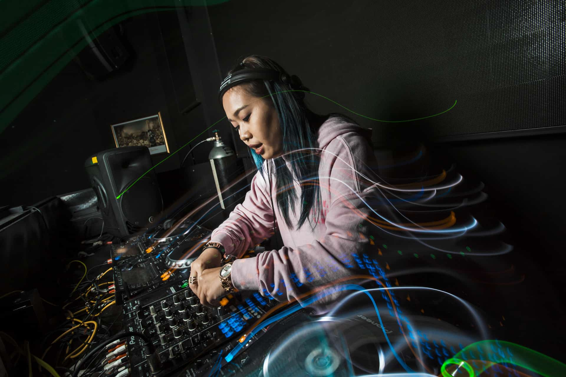 How A Student Made Her DJ Dreams Come True In 2 Years