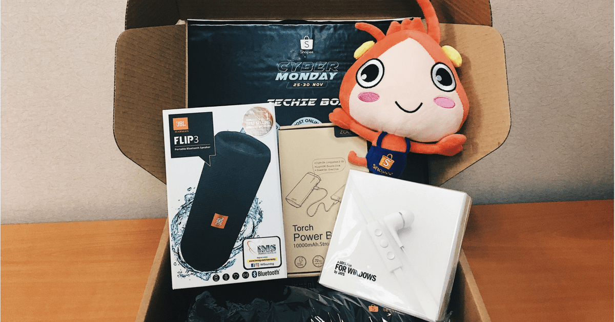 Ultimate Guide To Crazy Deals For Shopee's Black Friday X Cyber Monday
