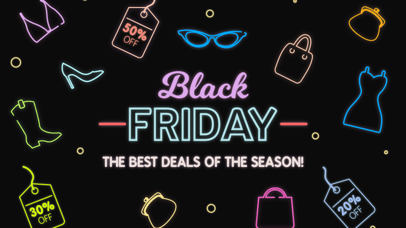 Ready To Shop Till You Drop? Here Are 21 Black Friday Sales You Can't Miss