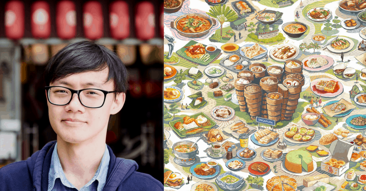 This Illustrator's Drawings Will Make You Extremely Proud To Be A Singaporean