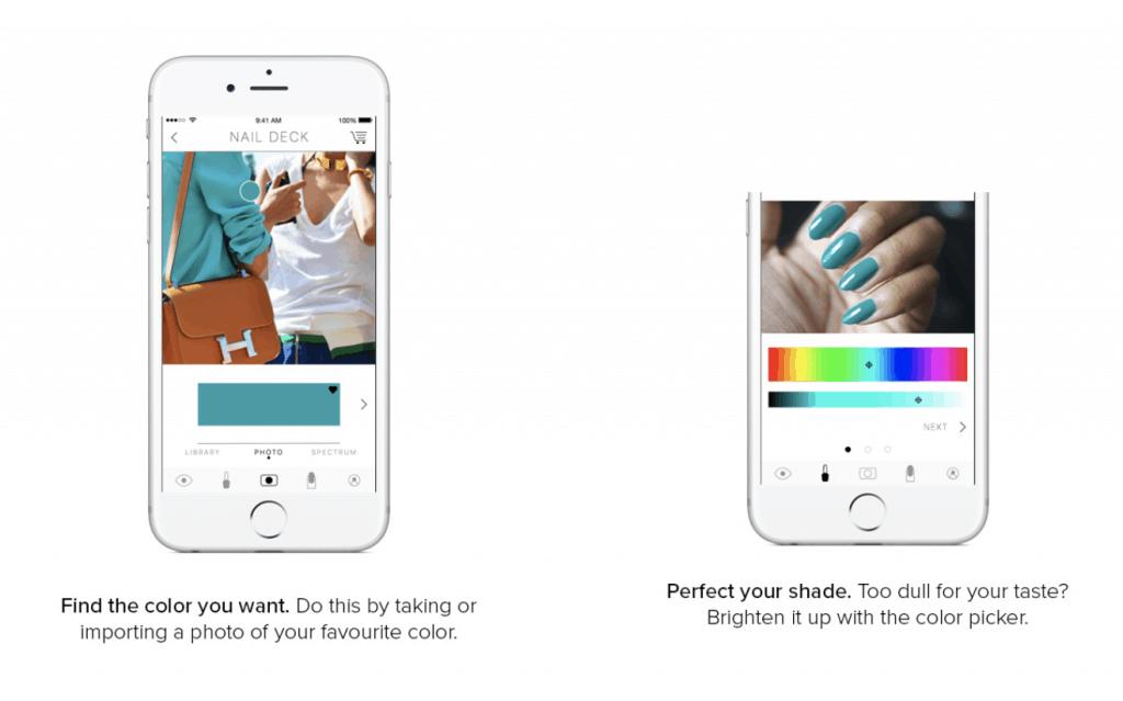Nail Deck iOS App