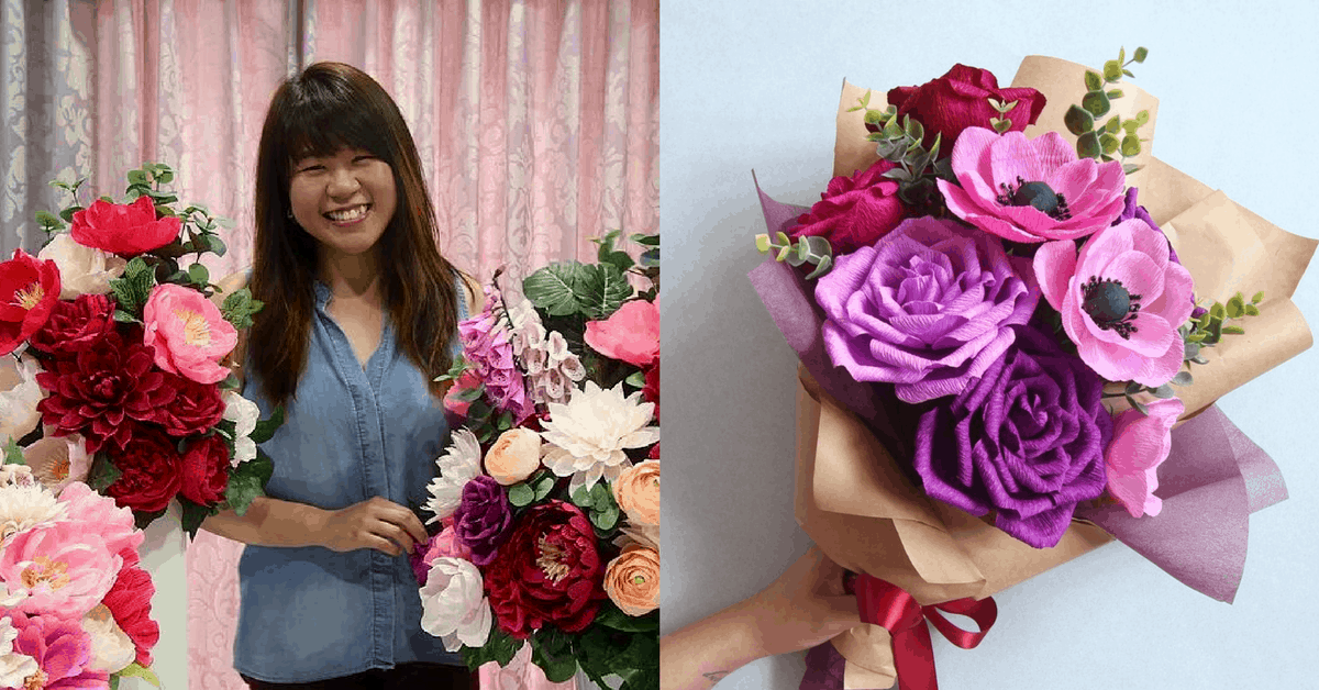 She Left Her Job To Be A Self-Taught Floral Artist, And Now Teaches Her Craft To People From Around The World