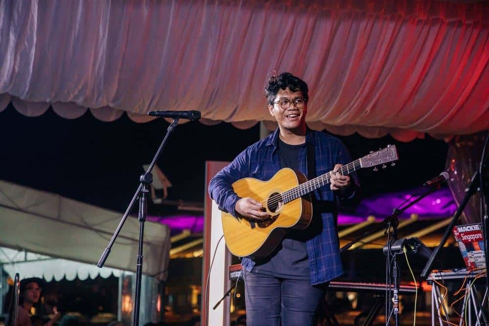 20 Year Old S'porean Singer-Songwriter Proves That Age Is Just A Number