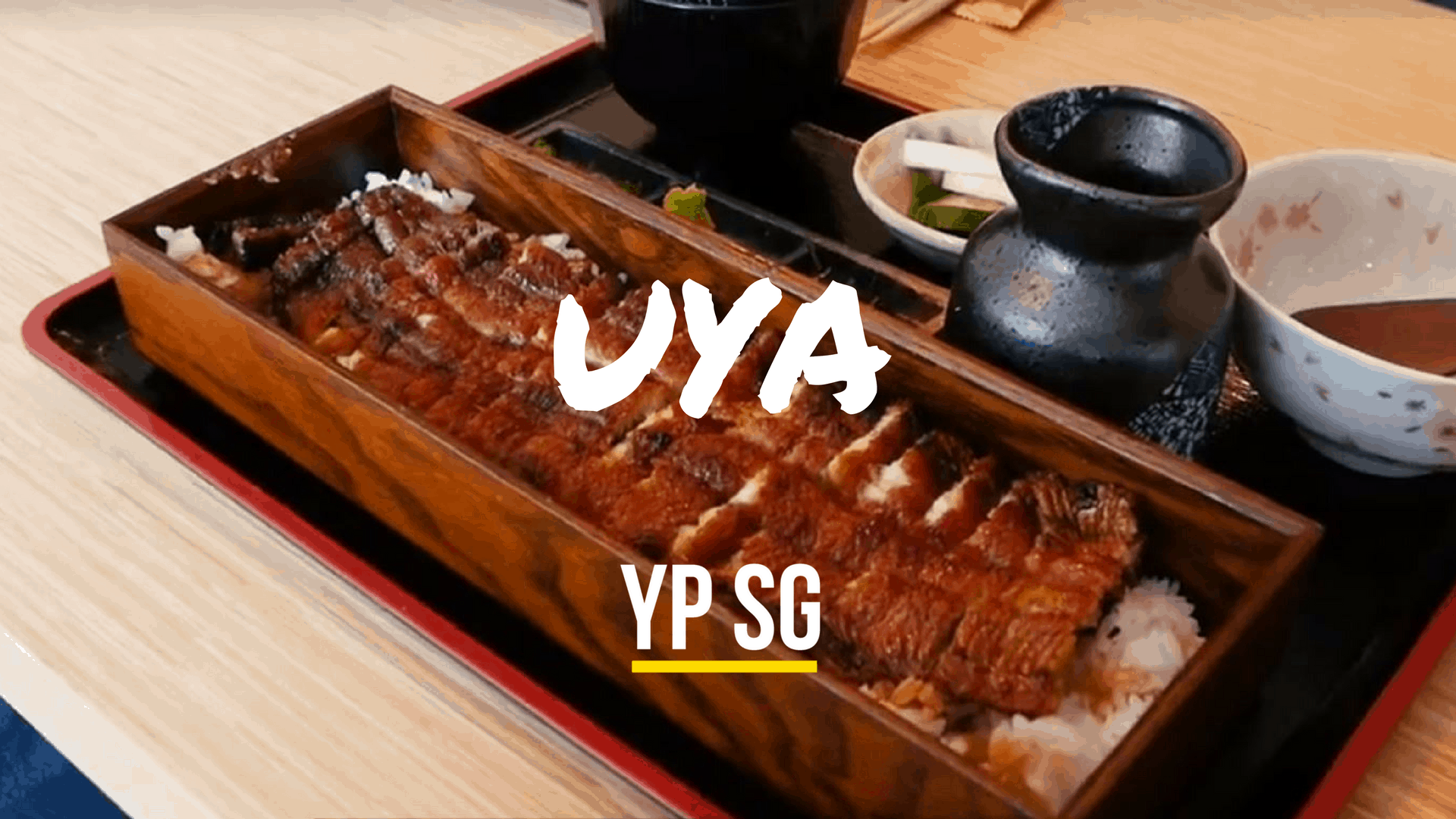 The New Unagi Place That's Set To Rival Man Man Japanese Unagi Restaurant