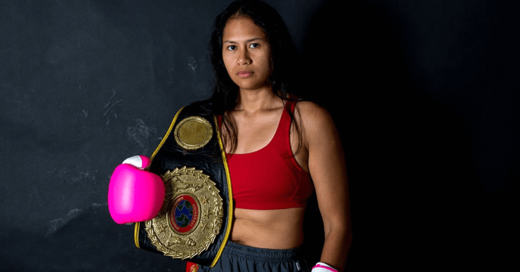 Singapore's First Professional Female Boxer Is Fighting Stereotypes One Punch At A Time