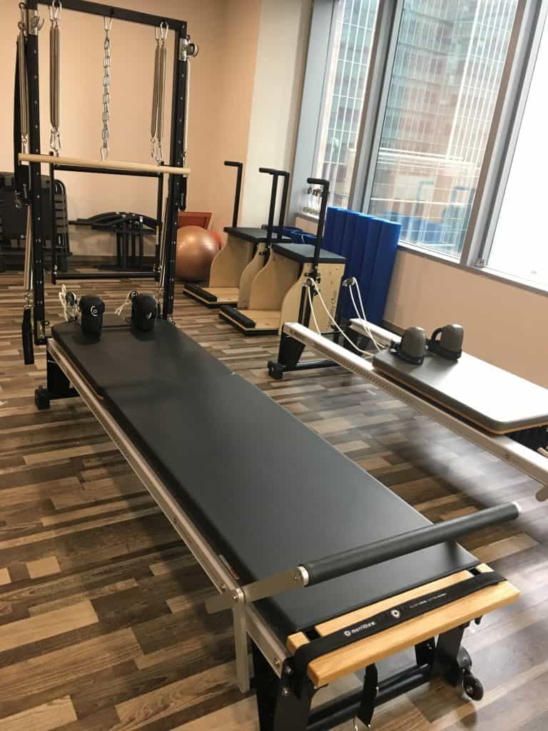 breathe pilates reformer