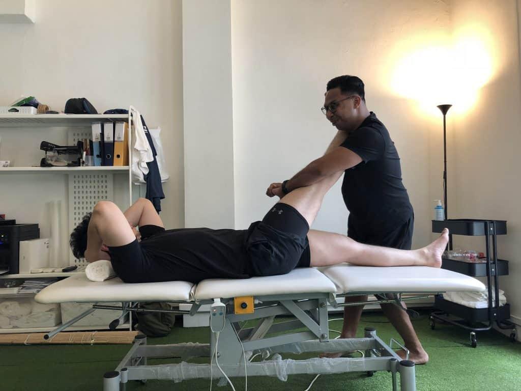 the posture lab sg, posture intervention, postural education, deep tissue massage
