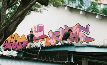These S'porean Artists Go All Out To Revive An Old, Abandoned School