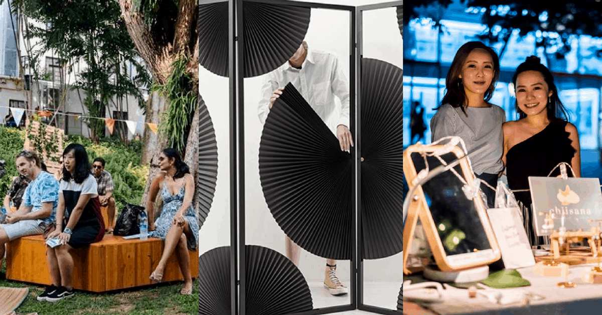 12 Activities Not To Be Missed At Singapore Design Week 2018
