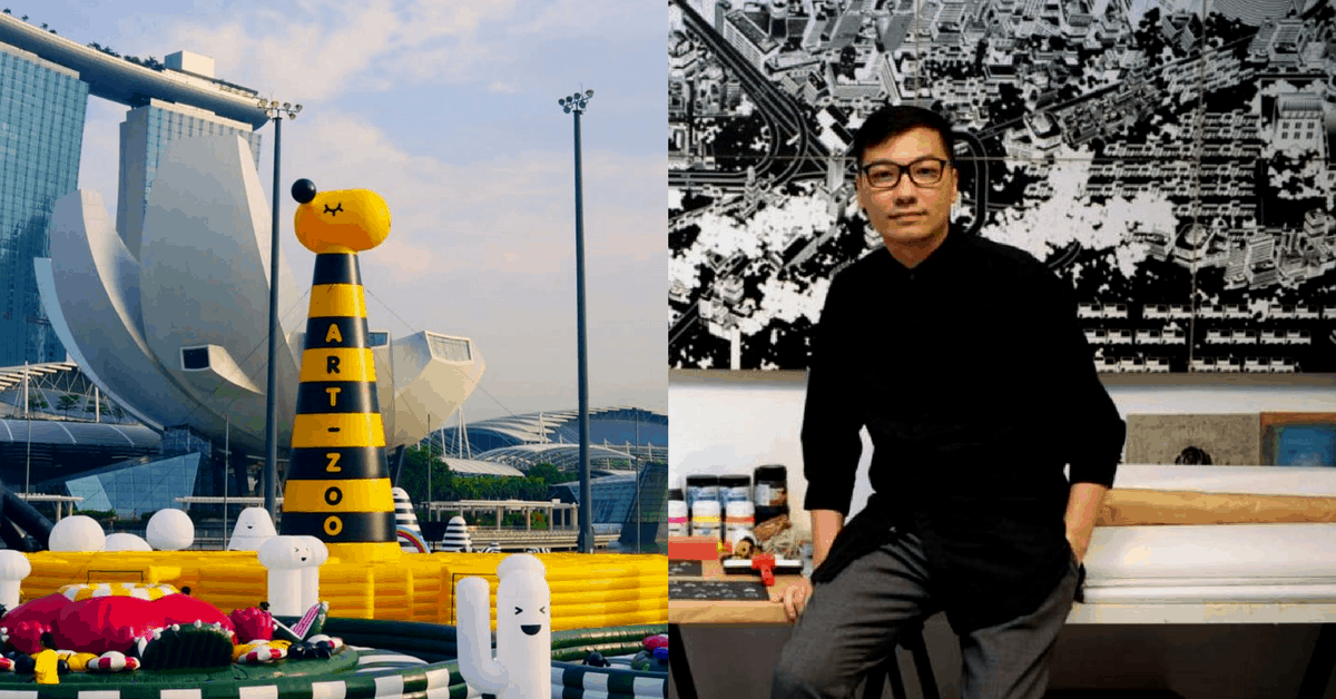 Meet The Creative Brain Behind Giant Inflatable Park Art-Zoo 2018