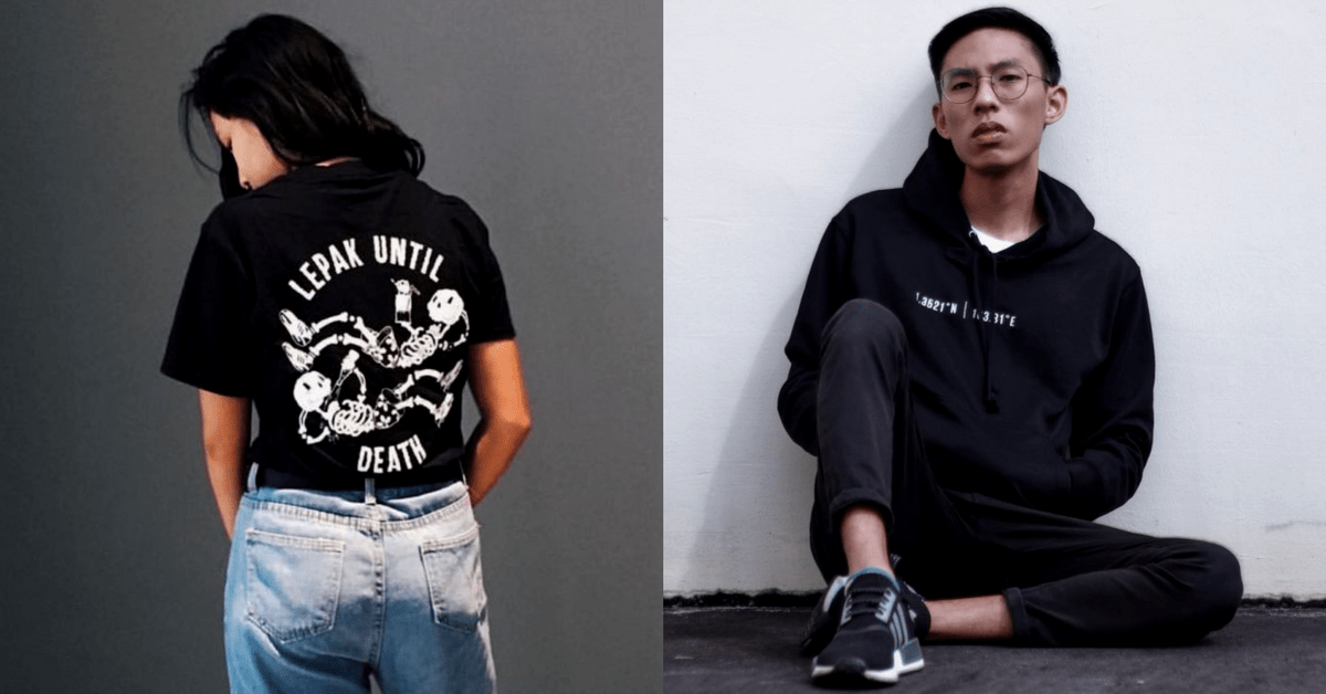 This Streetwear Brand Infuses S'porean Elements Into Their Designs