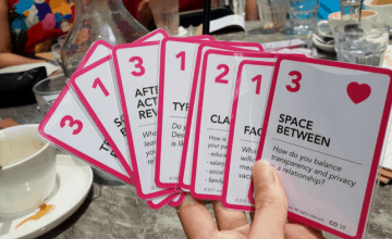 "This Card Game Forced Me To Discuss ""Commitment, Love, And Relationships"" With Strangers"