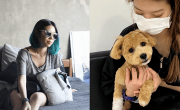 Find Out Why This Millennial Made An Unconventional Career Switch: From Fashion Student To Pet Stylist