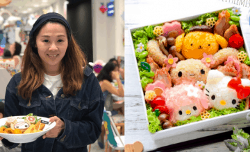 Find Out How This Professional Dancer Became An Award-Winning Food Artist