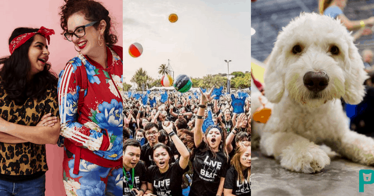 12 Events You Can't Afford To Miss This April