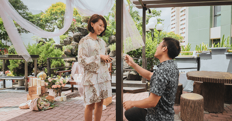 Let's Face It, We Don't Need Marriage Proposals In Singapore