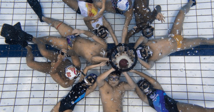 Inside Underwater Rugby, A Thrilling Sport That Has Been Compared To Quidditch