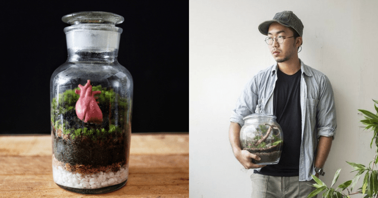 With 32.1K Followers On Instagram, He's Known For Growing A Forest Within A Jar