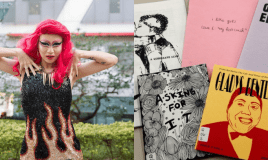 Singapore's First Ever Queer Zine Fest Is Coming Up –…