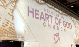 I Attended A Session At Heart Of God Church To…
