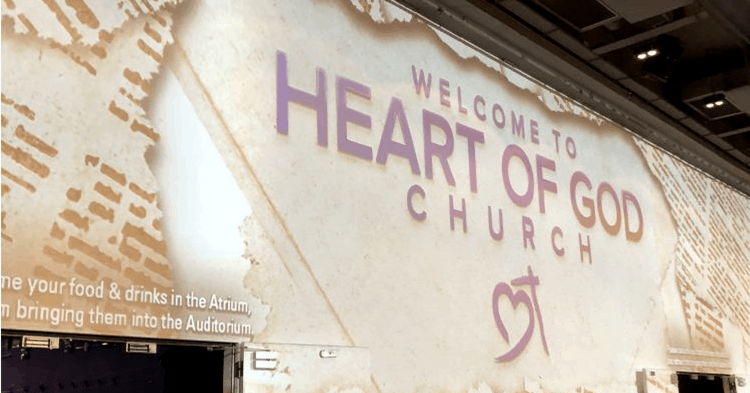 "I Attended A Session At Heart Of God Church To Find Out If It Was A ""Scam"""