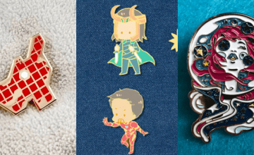 Meet These 3 S'porean Pin Makers Whose Designs Are Too Cute To Resist