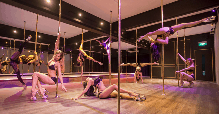 I Tried Bringing Sexy Back Through Pole Dancing: Fuel