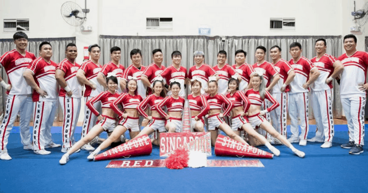 Putting Singapore On The Map With Team Singapore Cheerleading