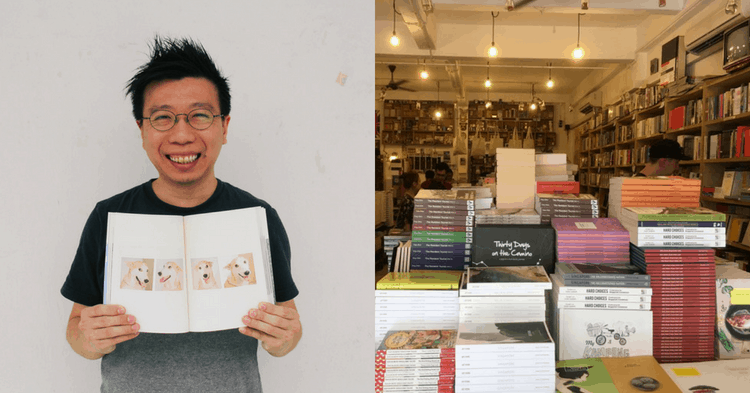 After 13 Years Of Supporting S'porean Artists, This Indie Bookstore Needs Our Help