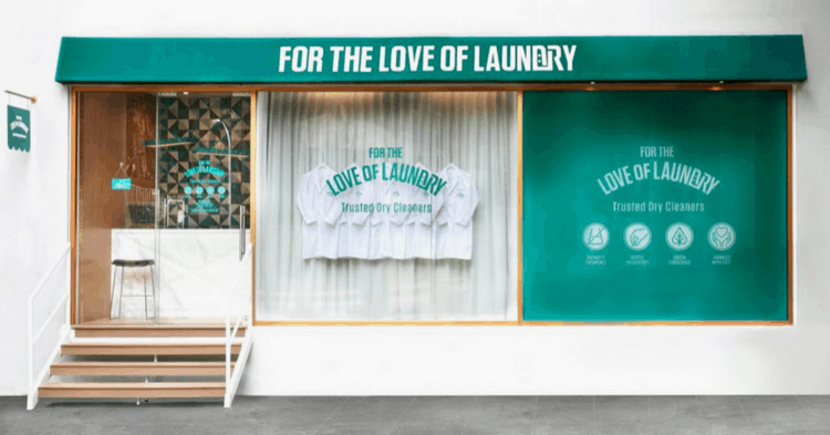 Meet The Only Laundry Company In S'pore To Use Toxin-Free Technology