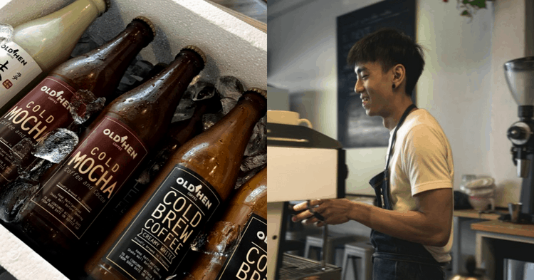 A Lack Of Experience Did Not Stop Them From Becoming The Pioneers To Bring Bottled Milk Coffee To S'pore