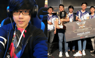 Despite Initial Objections From His Loved Ones, He Pushed Through To Become One Of S'pore's eSports Athletes