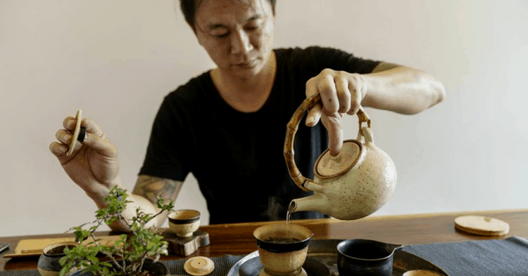One Man's Arduous Journey: Gang Fights, 10 Years In A Jail Cell, And Now A Pottery Master
