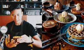 At Only 25 Years-Old, He Has A Café Which Serves…