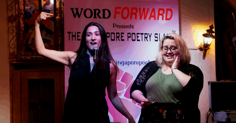 I Attended A Poetry Slam In S'pore, And I Believe It Can Revive Our Literary Scene
