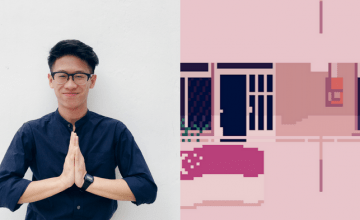 His Pixel Gifs Of Singapore Are Guaranteed To Bring Back A Wave Of Nostalgia