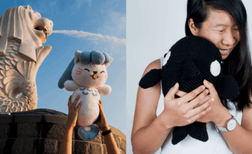 Her Crochet Animals Are So Cute, It's No Wonder She Has A Following Of 14.4K On Instagram