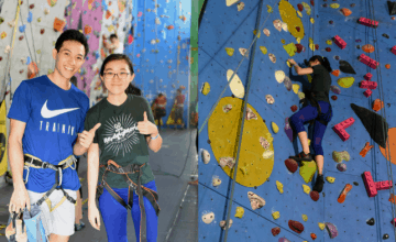 I Tried To Overcome My Fear Of Heights Through Rock Climbing