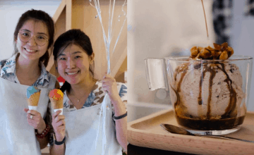 These Childhood Friends Had A Rocky Start, But Now Have An Ice Cream Café Of Their Dreams