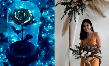 After The Roaring Success Of Her Glass Dome Roses, She Now Aims To Promote Flower Sharing