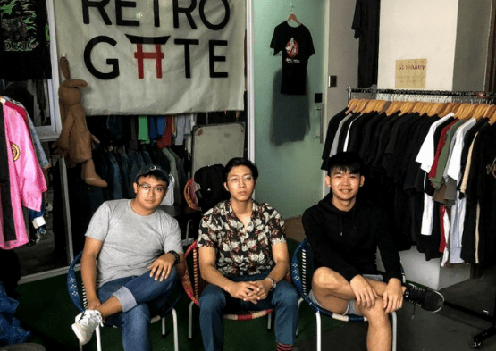 These Youths Bring A Touch Of Japanese Street Culture To S'pore Through Their Vintage Store