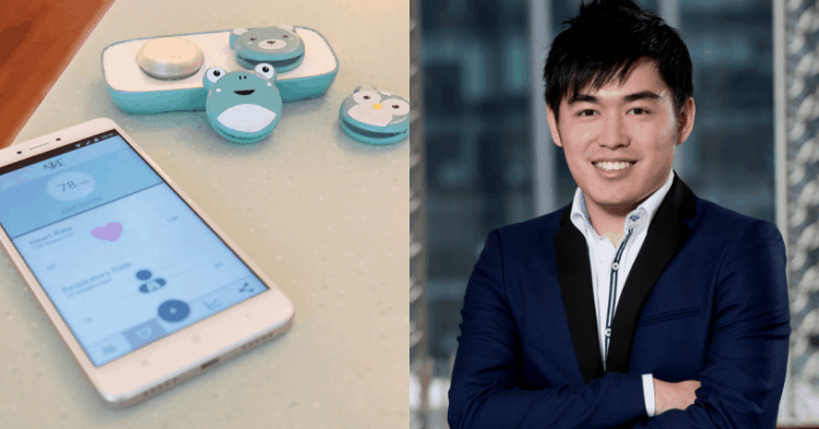This S'porean Startup Created A Wearable Device That Can Monitor Your Respiration Rate