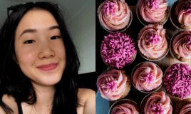 At Only 17-Years-Old, She Runs Her Own Vegan Baked Goods…