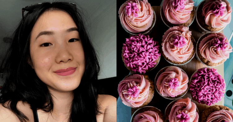 At Only 17-Years-Old, She Runs Her Own Vegan Baked Goods Business
