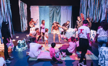 They Give Children With Autism Spectrum Disorders (ASD) A Rare Chance To Experience Theatre